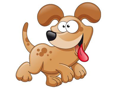 犬の無料素材4