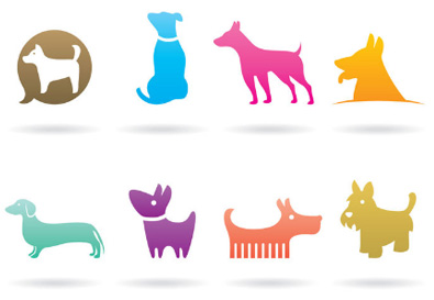 犬の無料素材8
